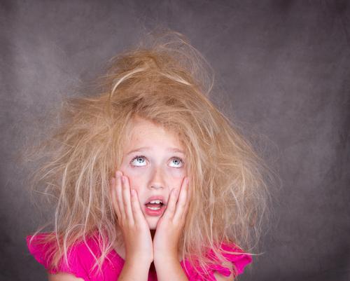 elektrische-Haare